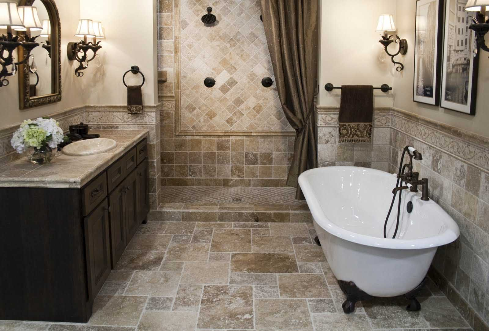 Traditional Bathroom Remodel bathroom remodeling