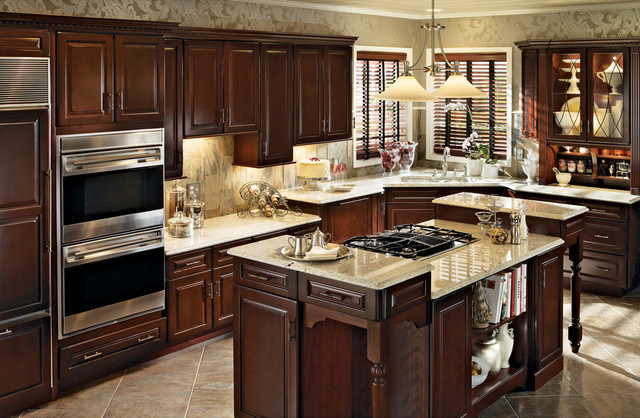 Exceptional Traditional Kitchens